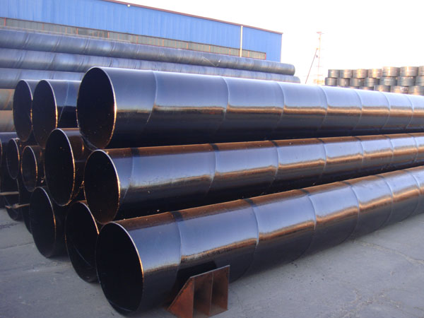 Welded Steel Pipes : Astm a spiral welded pipe helical steel