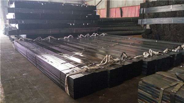 Black annealed steel pipe-square and rectangular steel pipe