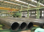 LSAW pipe, DSAW pipe, longitudinal welded pipe
