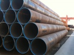API 5L spiral welded pipe for line pipe