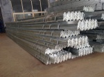 Hot-dipped Galvanized steel angle
